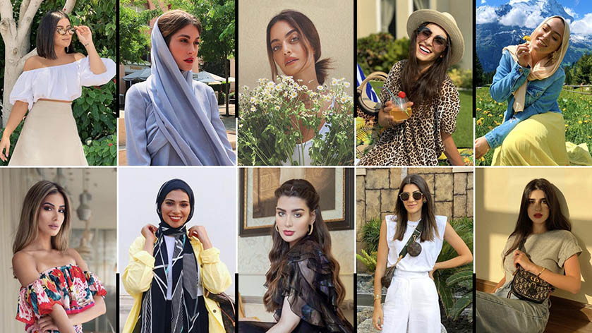 10 Arab Influencers you Can Follow to Enhance your Fashion Sense