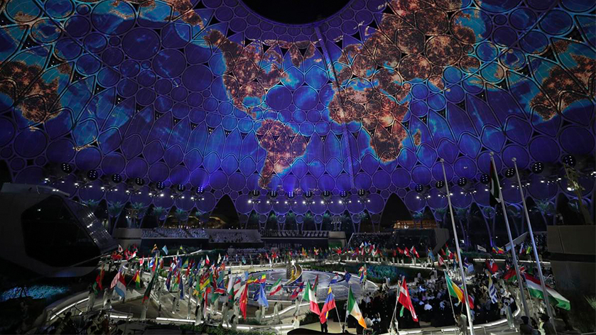 Finally, It Is Time to Witness This Cultural Phenomenon: Expo 2020 Dubai Spectacular Opening Ceremony
