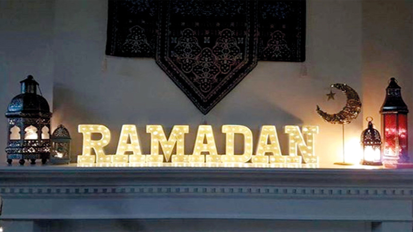 Want to feel Ramadan? Start by decorating your home!